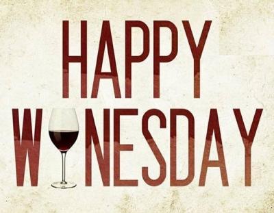happy wine Wednesday
