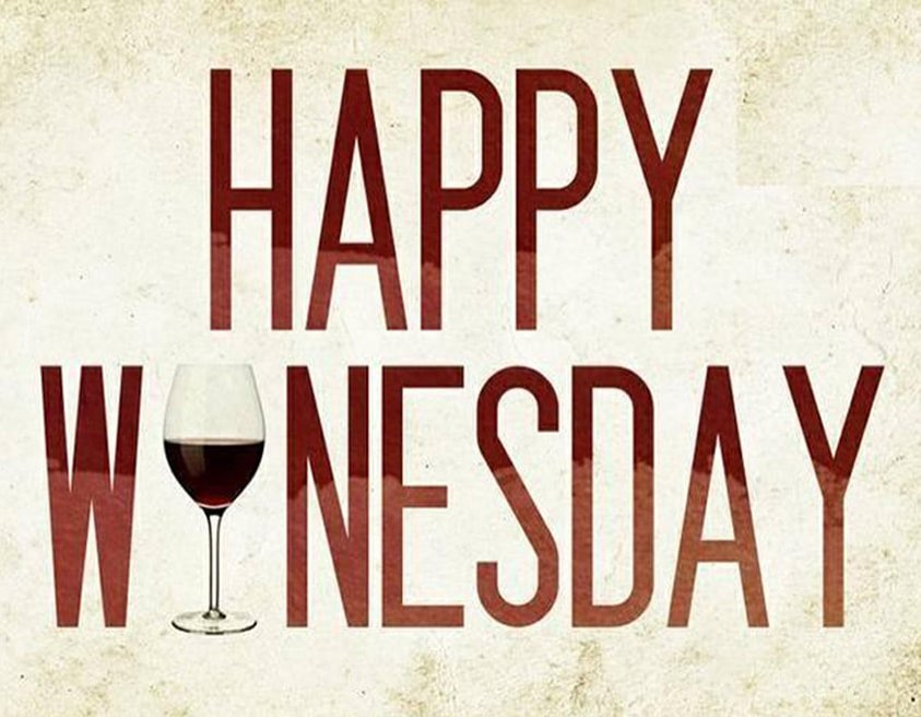 happy wine Wednesday